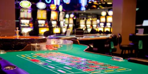 Wyoming Golf and Casinos