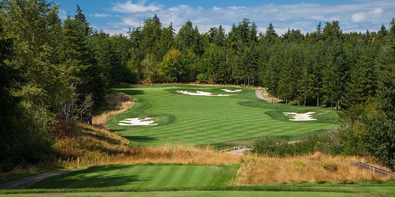 Salish Cliffs Golf Club