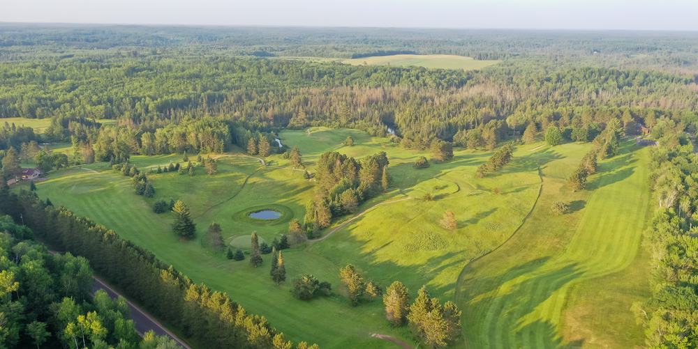 Featured Property: Pinewood County Club - Harshaw, Wisconsin